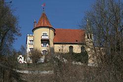 Orgelpfeifer Trostberg Burgkapelle Michael Teaser