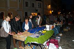 Orgelpfeifer Trostberg Nachtflohmarkt Teaser