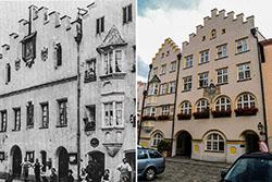 Orgelpfeifer Trostberg Rathaus Jubiläum Teaser