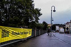 Orgelpfeifer Trostberg Schulanfang 2015 Teaser