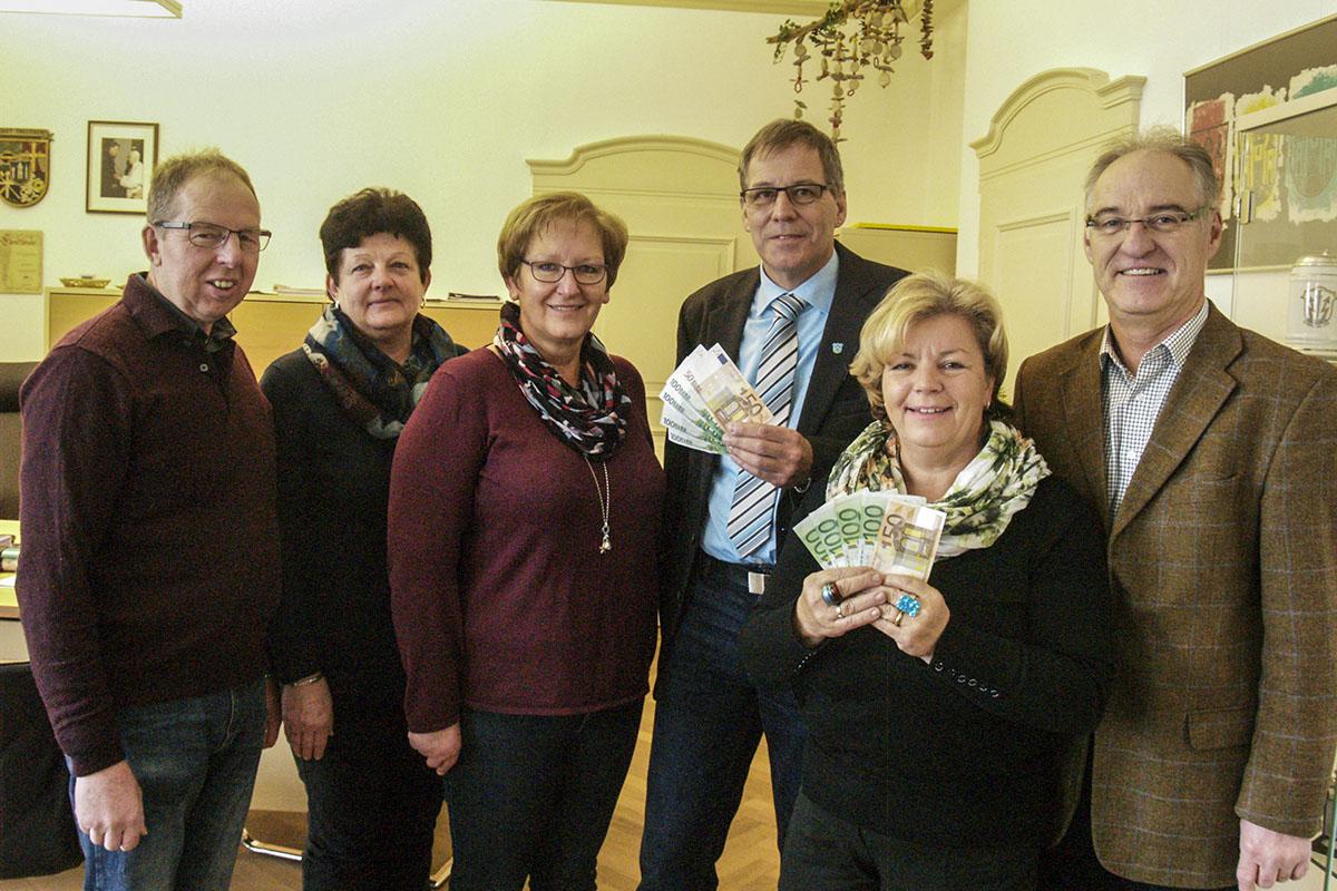 Trostberger Stadträte spenden Sitzungsgelder