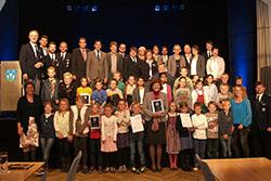 Orgelpfeifer Trostberg Wasserwacht Klassenschwimmwettbewerb Teaser