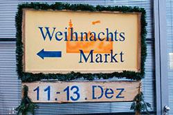 Orgelpfeifer Trostberg Weihnachtsmarkt 2015 Eröffnung Teaser