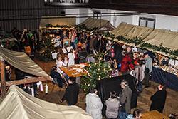 Orgelpfeifer Trostberg Weihnachtsmarkt 2015-Teaser