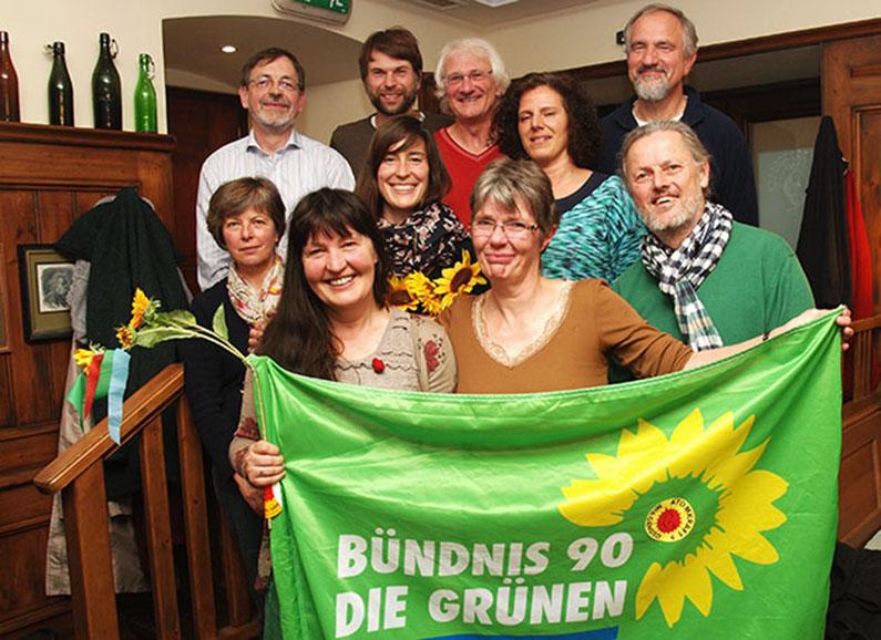 Marianne Penn und Martina Knott sind Grünen-Ortssprecherinnen.