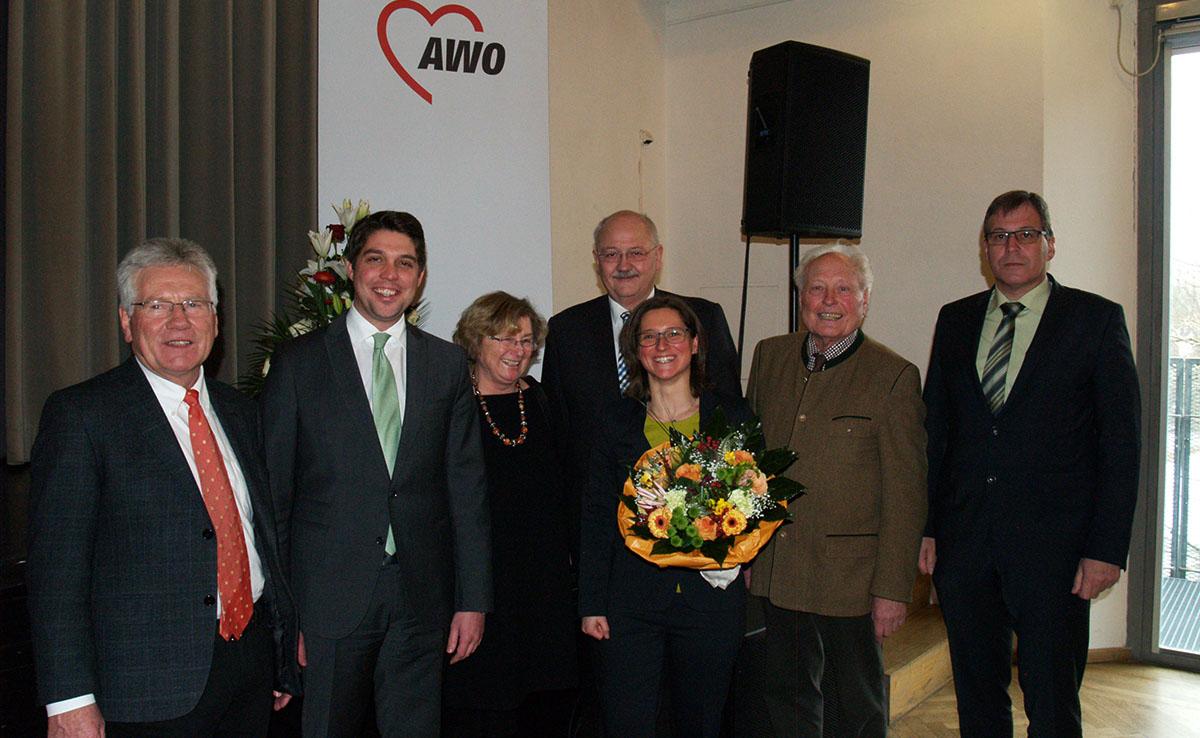 Sozialpolitischer Aschermittwoch des AWO-Bezirksverbands