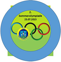 Button Sommerolympiade