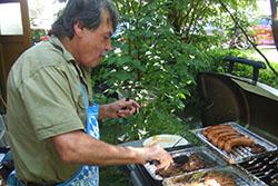 Orgelpfeifer-Trostberg-Kneipp-Sommerfest