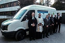 Orgelpfeifer Trostberg Tafel Transporter Teaser