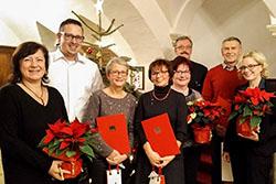 Orgelpfeifer Trostberg SPD 2015 Weihnachtsfeier Teaser