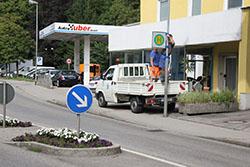 Orgelpfeifer Trostberg 2016 Haltestelle Stadtbus Teaser