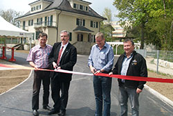 Orgelpfeifer Trostberg 2016 Parkplätze Rieger Teaser