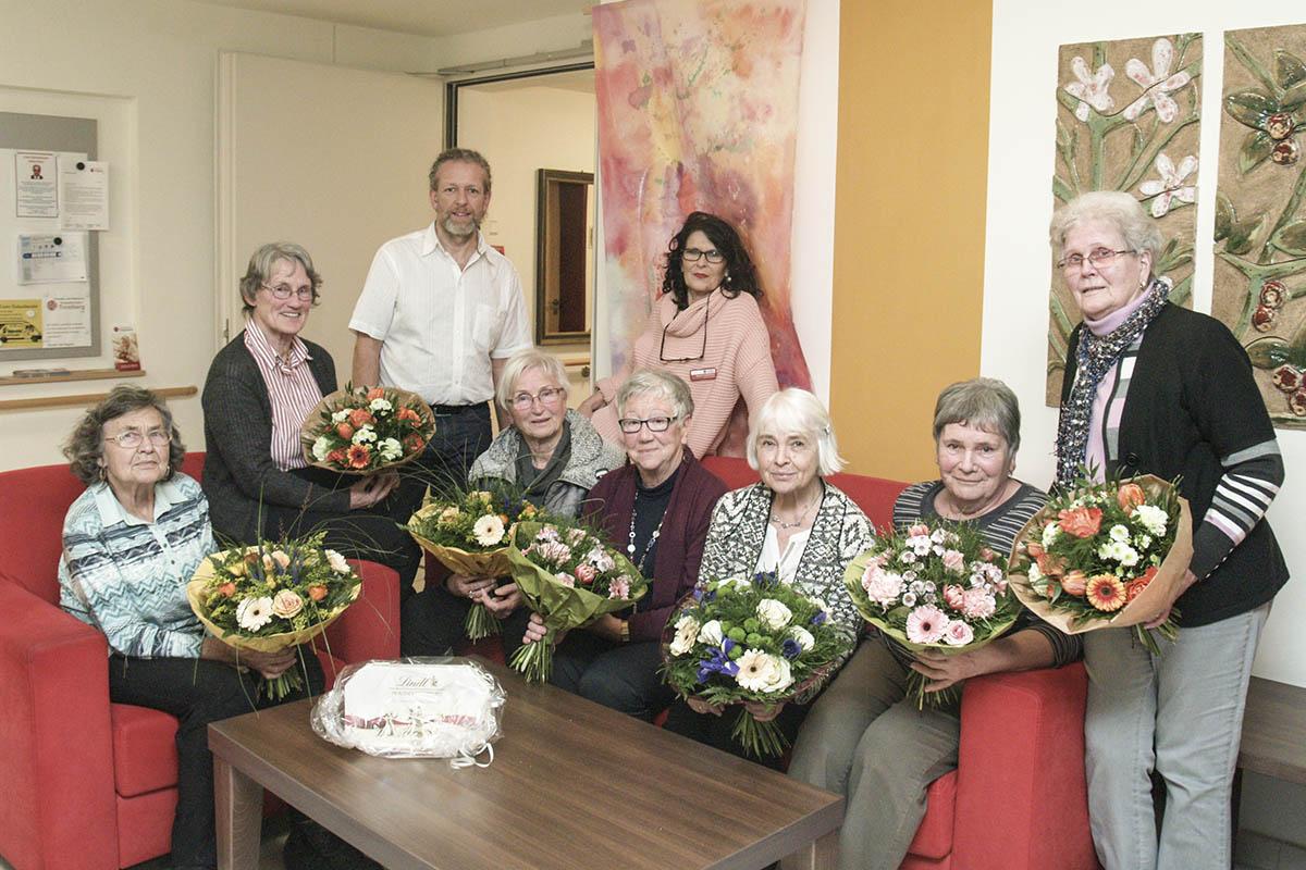 Kreisaltenheim würdigt Ehrenamtliche