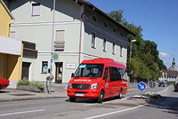 Orgelpfeifer Trostberg Stadtbus 2016 Teaser