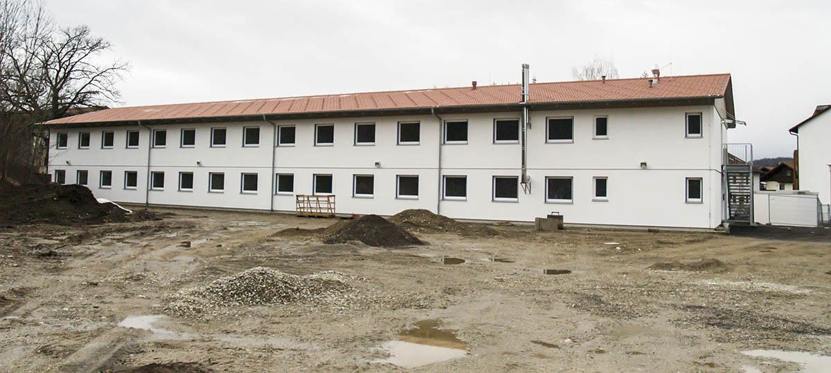 Gemeinschaftsunterkunft am Zaglberg