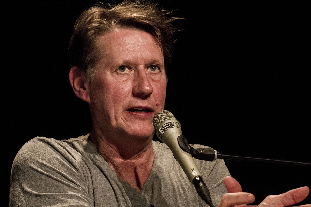 Kabarettist Andreas Rebers im Postsaal