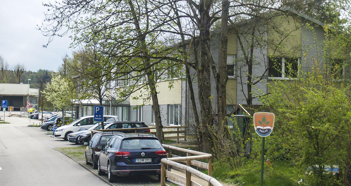 Hamburger-Rieger-Bürogebäude wird verlängert.
