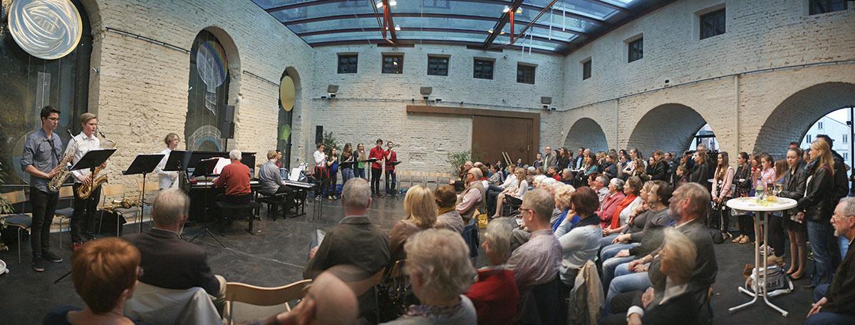 Die Musikschule Trostberg ist mit einigen Gruppen bei der Nacht der Musik vertreten.