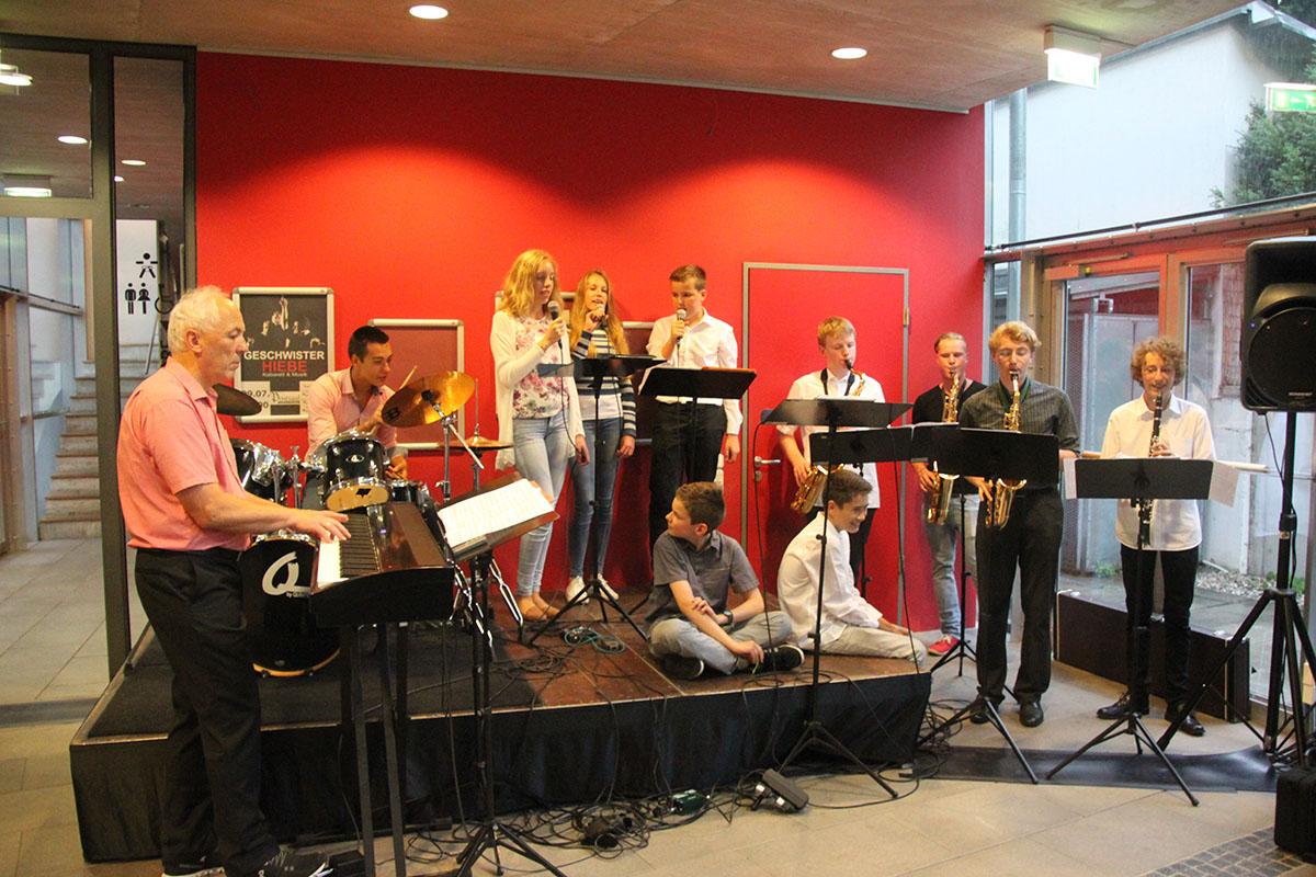 Musikschule Trostberg: heartChorCombo