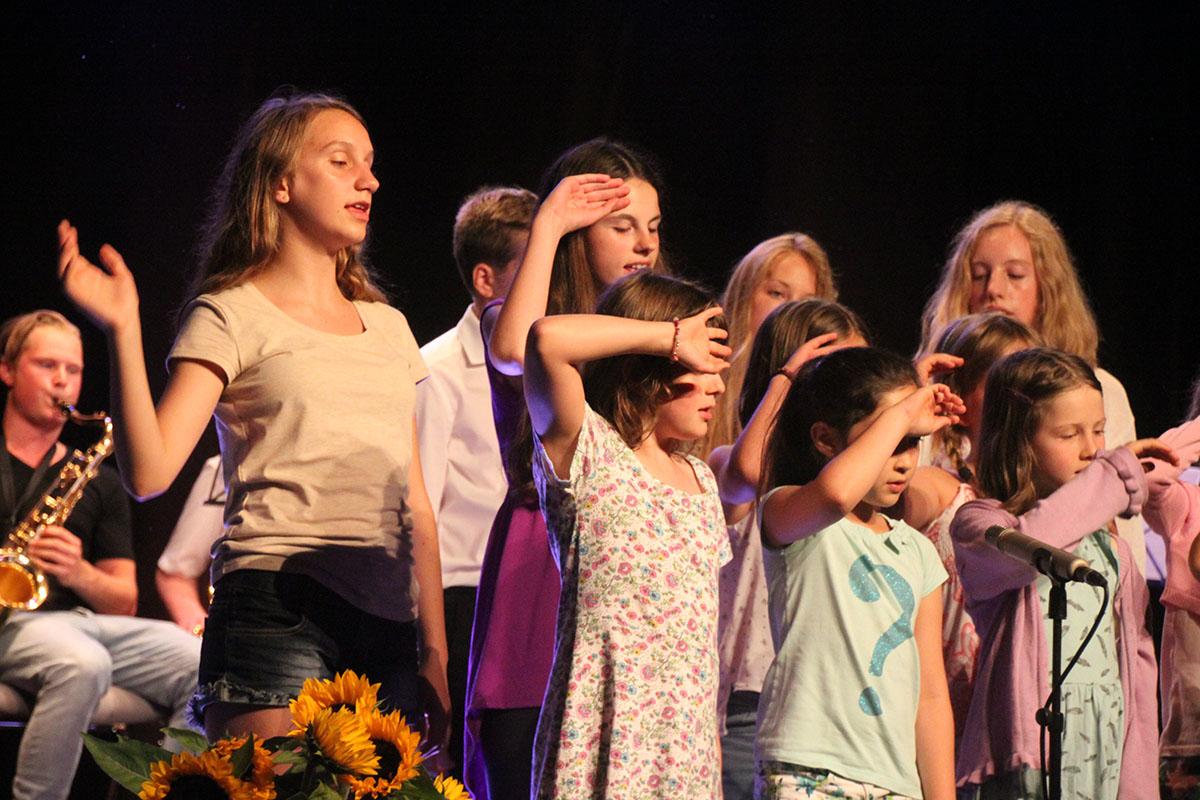 Musikschule Trostberg: Liederbande und Combo