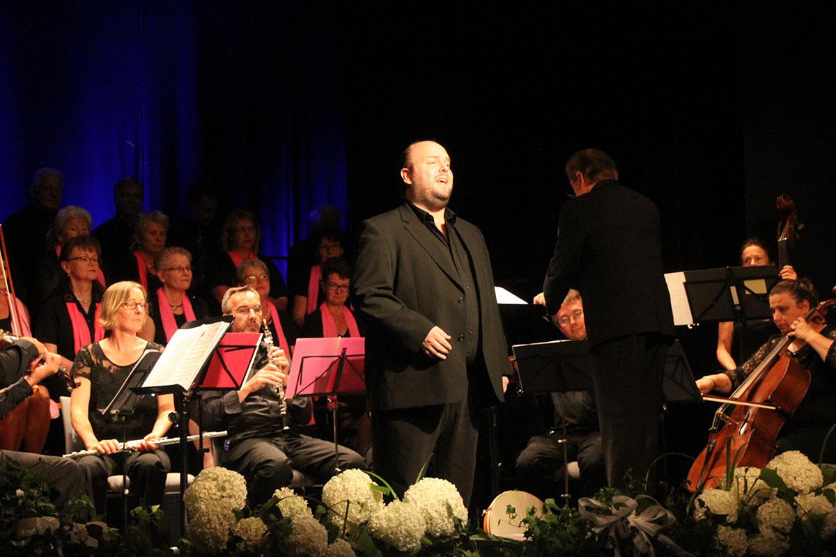 Gesangverein: Sommerkonzert 2016