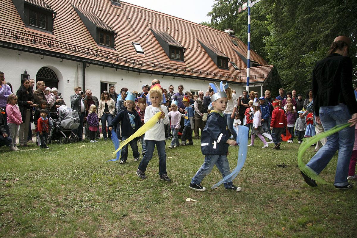 Neue Kindergartenguppe genehmigt