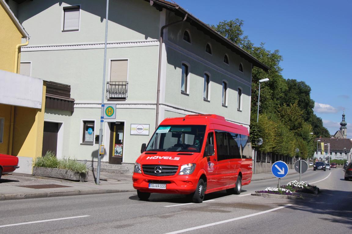 Fortbestand des Stadtbusses gesichert