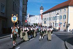 Orgelpfeifer Trostberg Volksfest 2016 Ankündigung Teaser