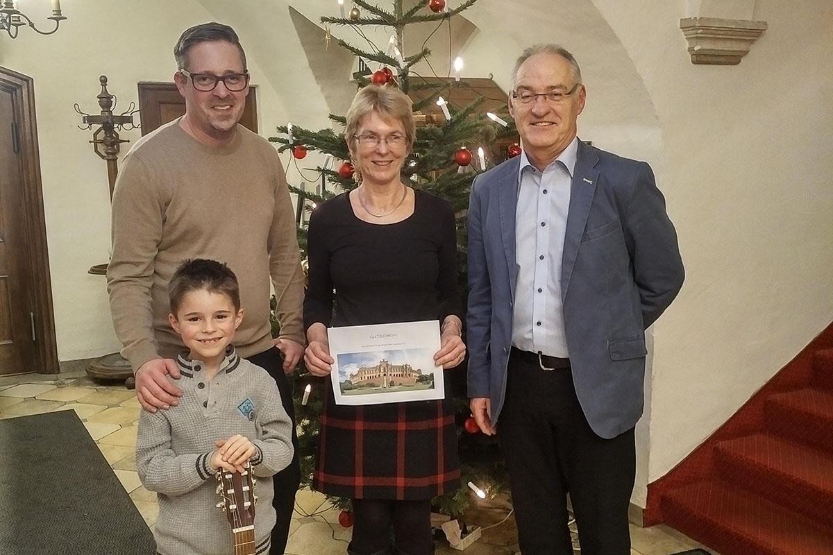 Weihnachtsfeier SPD Trostberg 2016.