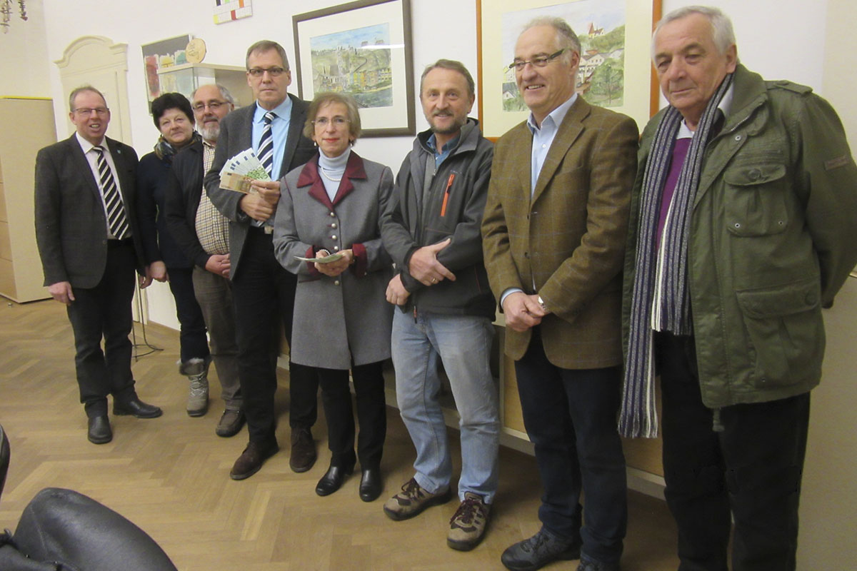 Stadtratsfraktionen spenden Teil ihrer Sitzungsgelder